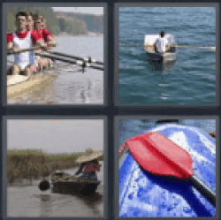 4-pics-1-word-rowing