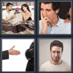 4-pics-1-word-sorry