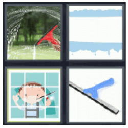 4-pics-1-word-squeegee