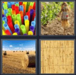 4-pics-1-word-straw