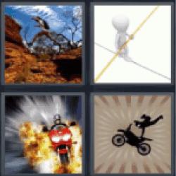 4-pics-1-word-stunt