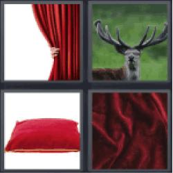 4-pics-1-word-velvet
