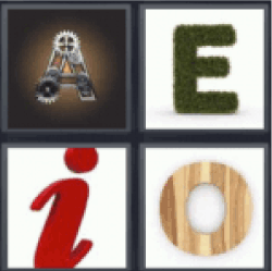 4 pic 1 word 6 letters 4 pics 1 word a e i o all answers 4 pics 1 word 3667