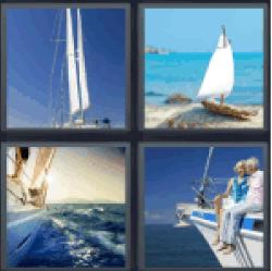 4-pics-1-word-yacht