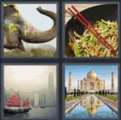 4-pics-1-word-asia