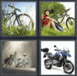 4-pics-1-word-bike