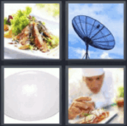 4-pics-1-word-dish