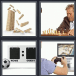 4-pics-1-word-game