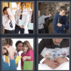 Guess the word app