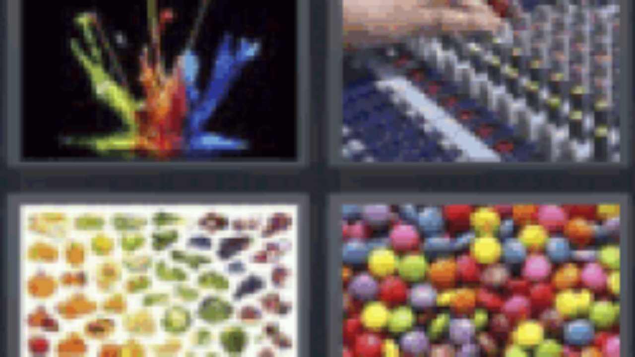 4 pics 1 word splash of colors - All answers UPDATED!!! - 4-pics-1-word.com