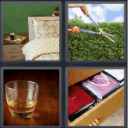 4 pics 1 word bedroom