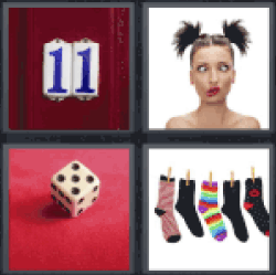 4 Pics 1 Word number eleven