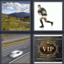 4 pics 1 word mountain valley