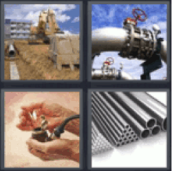 4 pics 1 word construction