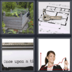 4 Pics 1 Word Plans and keys