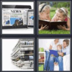 4 pics 1 word news