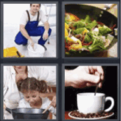 4 Pics 1 Word painter