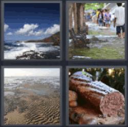 4-pics-1-word-tide