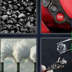 4 pics 1 word chimneys with white smoke
